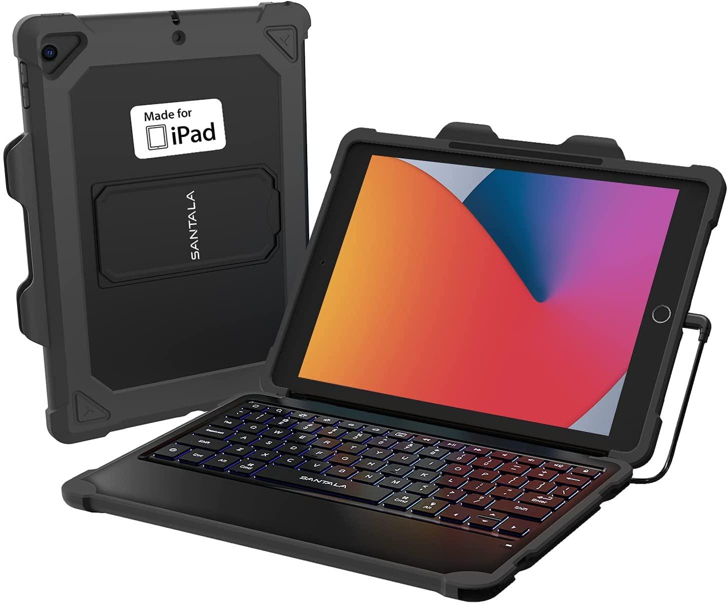 アマゾンで中華製SANTALA iPad キーボード ケース が4割引。