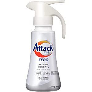 アマゾンでアタック ゼロ(ZERO) ワンハンドプッシュが実質無料。ドラッグストアを3000円以上買うと。~7/26。