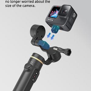 アマゾンでINKEE Falcon アクションカメラ用ジンバルスタビライザーの割引クーポンを配信中。