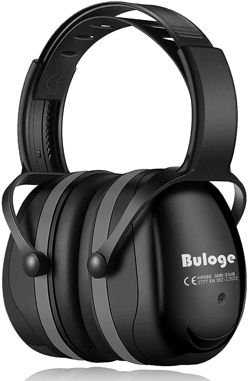 アマゾンでBuloge 防音イヤーマフ 遮音値33dB が800円。これをしながら寝るのは無理。