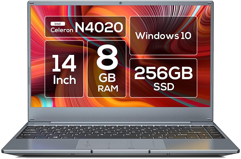 アマゾンでセレロン搭載14インチノートパソコンが27600円。割り切り仕様のローエンドモデル。