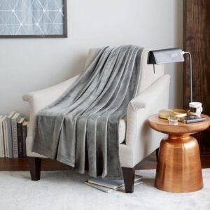 アマゾンでBedsureの毛布が1639円。最近朝寒いよな。