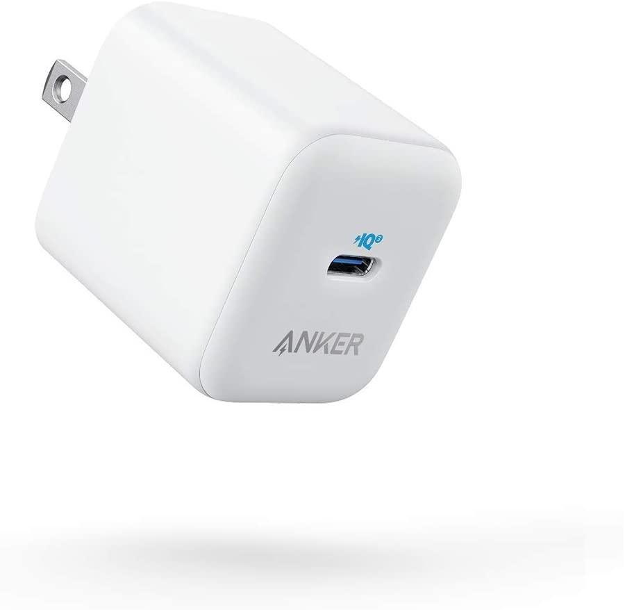 アマゾンでAnker PowerPort III 20W (PD 充電器 USB-C)が2割引。