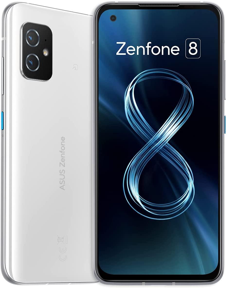 gooSimsellerでASUS Zenfone8がアマゾンよりもIIjmioよりも安い超特価の26800円引きセールを実施中。防水おサイフケータイ付き。~9/10 11時。
