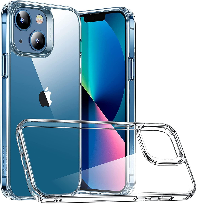ESR がiPhone13のケースを早速割引中。発売前のケースの精度ってどうなんやろな。