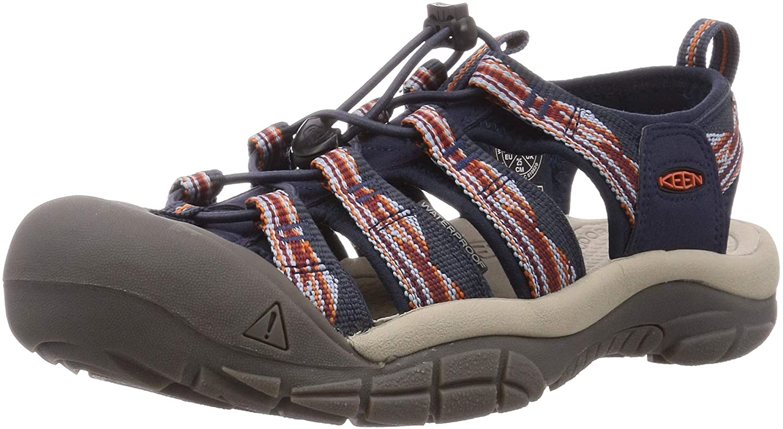 アマゾンでKEEN(キーン)の靴が特選タイムセールで43%OFF大量。