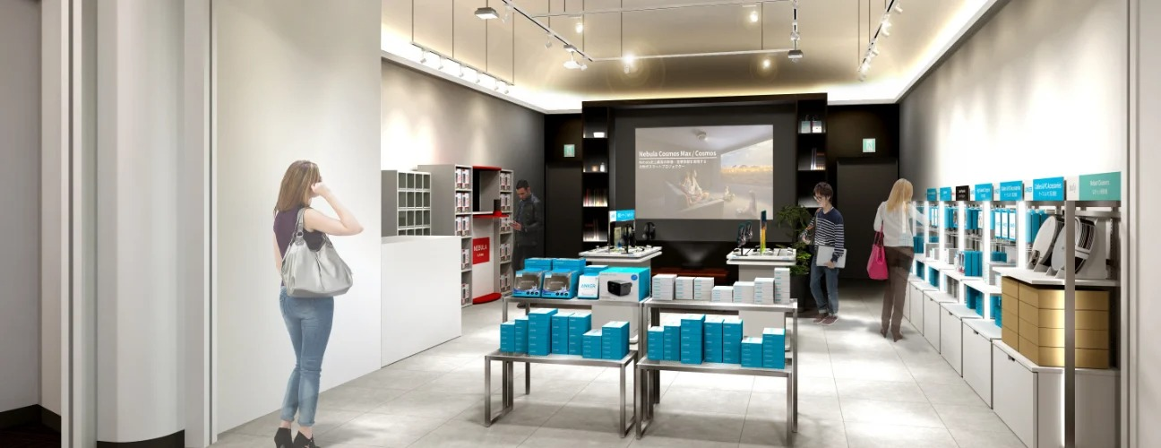 Anker Store 渋谷パルコがリニューアルオープン。全品10%OFFセールを実施予定。9/10~。