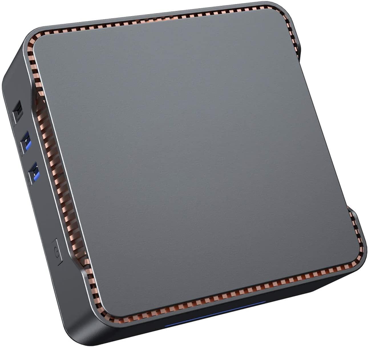 アマゾンでミニPC/Win10 Pro/Celeron N3350/eMMC64GB/4GBのもっさりパソコンが8880円でセール中。