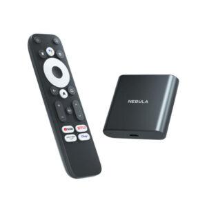 Ankerが初のAndroidTV搭載の「Nebula 4K Streamig Dongle」を販売へ。初回限定1000円引き。